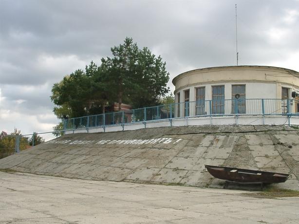 Водозабор КНПЗ на Сухой Самарке