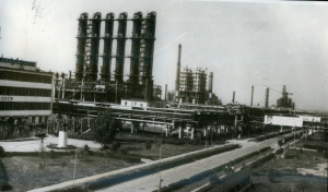 нефтехимкомбинат 50 лет ссср