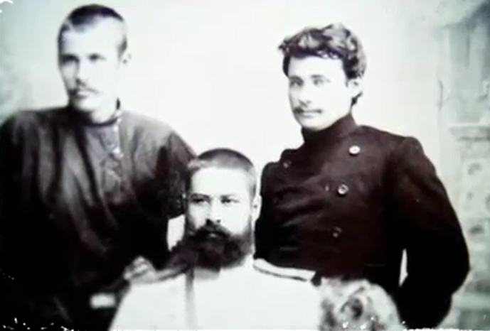 братья Кадомцевы