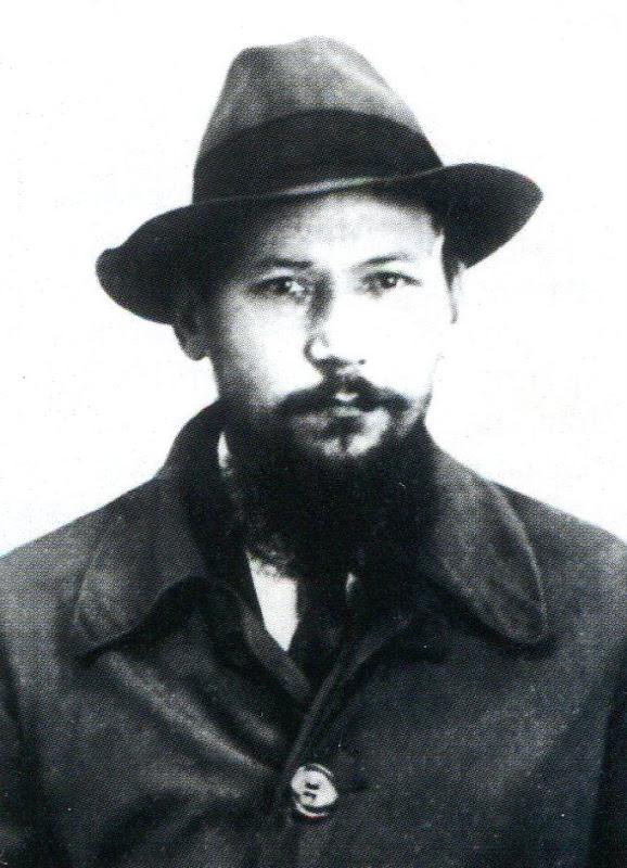 Один из лидеров Уральских боевиков Мячин К.А. Был знаком с М. Горьким, ему покровительствовал Свердлов