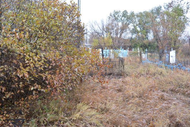 На кладбище Русских Липягов