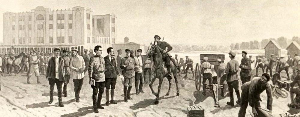 оборона Самары