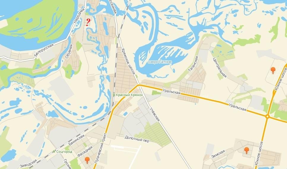 МФЦ на карте