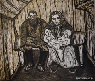 семья крестьянина